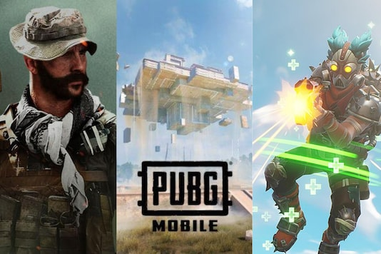 Call of Duty, PUBG Mobile and Fortnite (Photo Credit: Twitter)