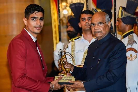 National Sports Awards (Photo Credit: PTI)