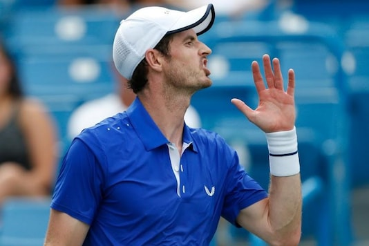 Andy Murray (Photo Credit: AP)