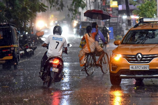 The India Meteorological Department (IMD) has also issued orange alerts for the five northern districts and Idukki for this week.  (Representative image/PTI)