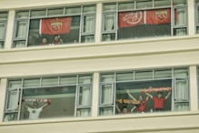 Chinese Football Fans Books Hotel Rooms Near Stadium to Bypass Spectator Ban