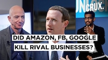Antitrust Hearing: Zuckerberg Aspired To Buy Google, Amazon Admits Promoting Own Products More