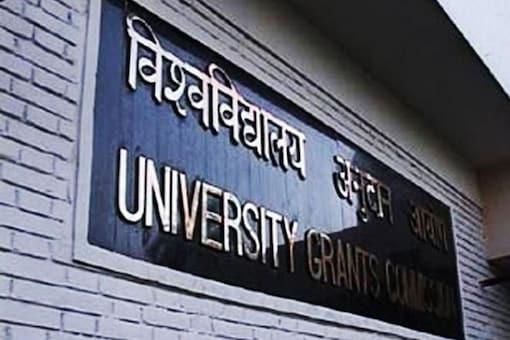 File photo of University Grants Commission (UGC).