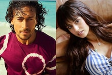 Disha Patani Thinks Tiger Shroff's Photo By the Beach is Too Hot to Handle