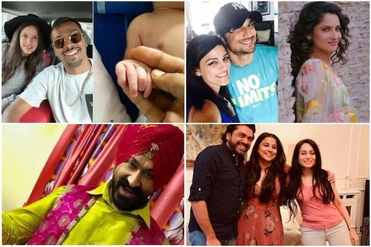 Hardik Pandya-Natasa Stankovic Become Parents, Sushant Singh Rajput's Sister Comments on Ankita Lokhande's Post