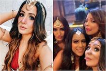 Hina Khan Enters 'Naagin' Universe as Season 4 Wraps up Shoot, See Pics