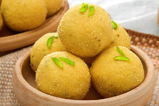 According to the officials of the Ram Temple Trust, orders have been placed for 4 lakh packets of ladoos.