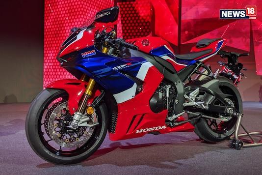 Honda CBR1000RR-R Fireblade SP. (Photo: Manav Sinha/News18.com)