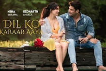 Sidharth Shukla, Neha Sharma's New Romantic Song 'Dil Ko Karaar Aaya' Out, Watch Video