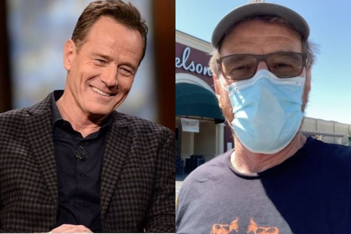 Breaking Bad Star Bryan Cranston Reveals Recovery From Covid-19, Donates Plasma