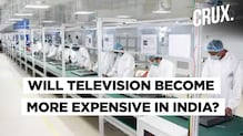 Modi Government's Restriction On Import Of Television Sets To Boost Make In India