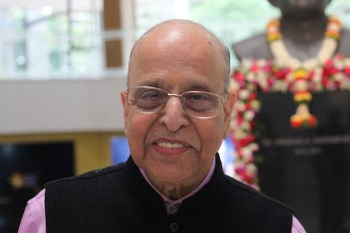 A file photo of Dr K Kasturirangan. (Getty Images)