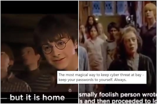 Mumbai, Pune Police are Using Harry Potter to Convey Messages Cyber Security and Coronavirus