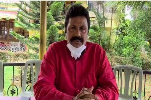 File photo of Karnataka Minister BC Patil.