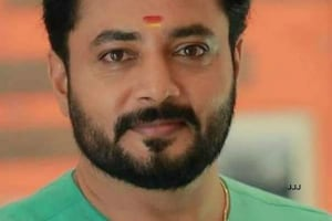 Malayalam Actor Sabari Nath Dies of Heart Attack. He was 43