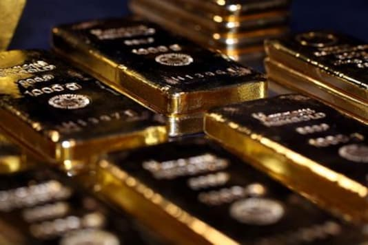 Record rally for gold falters ahead of U.S. Fed meeting