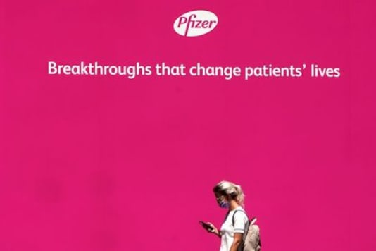 Pfizer raises forecast as cancer, blood thinner drugs cushion COVID-19 blow