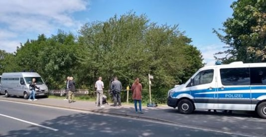 German police excavate allotment in search linked to McCann case