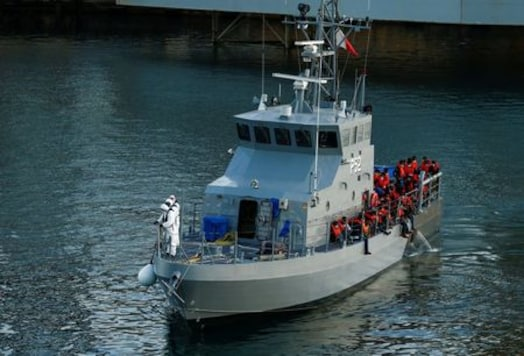 Malta says 65 rescued migrants test positive for COVID-19