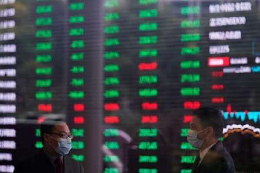 Global Markets: European shares edge higher as investors await Fed meeting