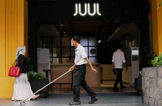 Juul submits application to FDA to keep selling e-cigarettes