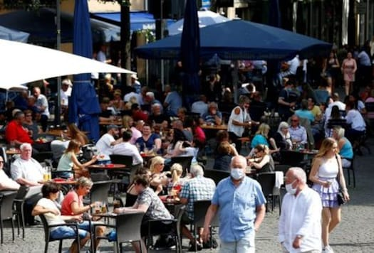 German restaurants object after police use COVID data for crime-fighting