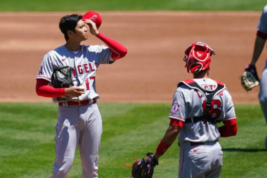 Sho No! Los Angels Angels' Shohei Ohtani Doesn't Record Out in Return to Mound