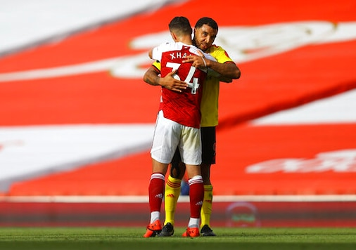 Watford relegated after loss at Arsenal, Deeney could leave
