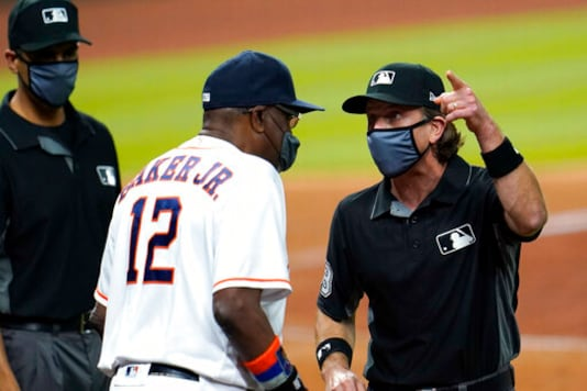 Column: Kelly makes sure cheating Astros get some payback