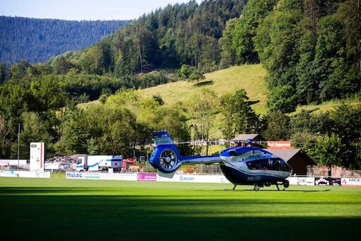 Germany: Black Forest fugitive held after 5 days on the run
