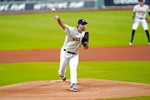 Houston Astros' Justin Verlander Out At Least Two Weeks with Forearm Strain