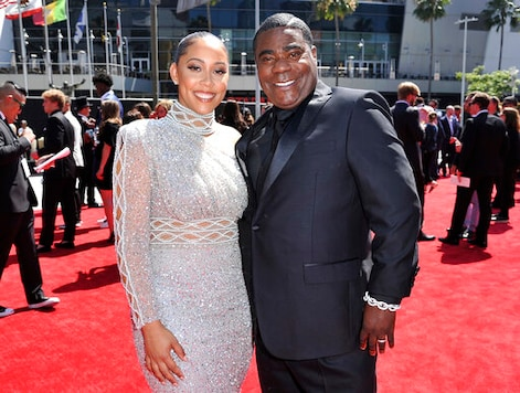 Tracy Morgan, wife to divorce after 5 years of marriage