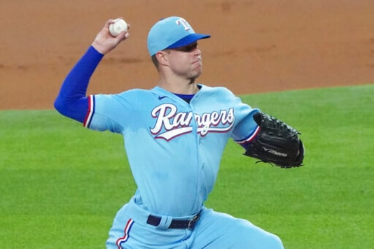 Rangers' Kluber could be done for year with shoulder injury