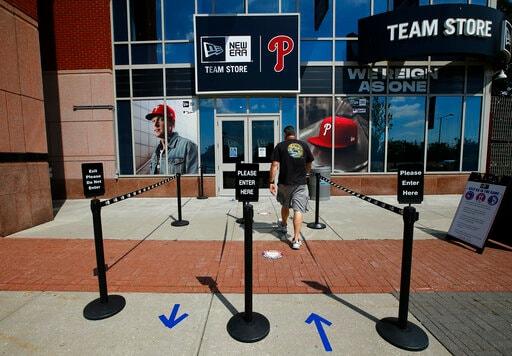 Quick pivots in schedule needed in MLB coronavirus season