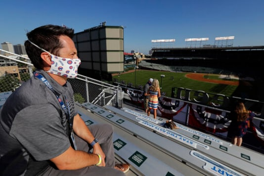 In pandemic year, Wrigley Rooftops give rare opportunity