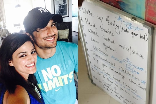Sushant Singh Rajput's Sister Shares Actor's To-do List Till June 29, Says 'He Was Planning Ahead'
