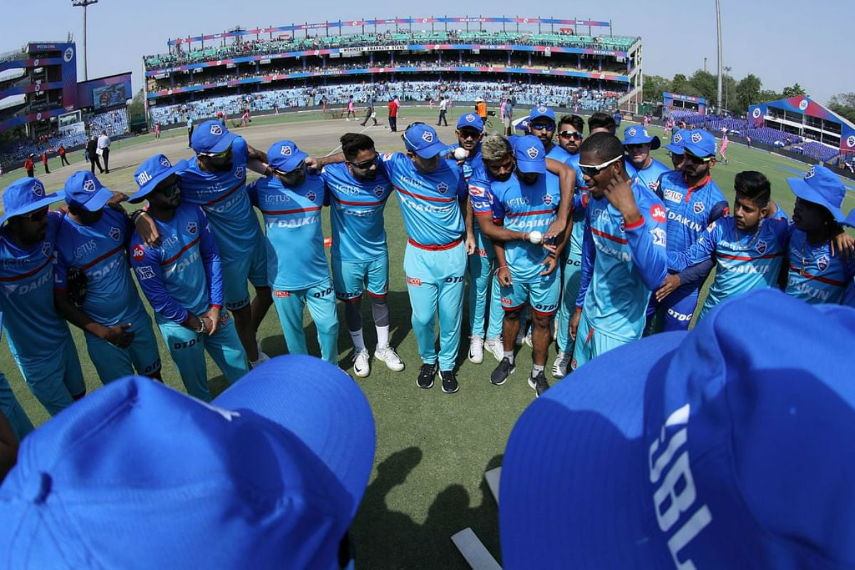 Ipl 2020 Delhi Capitals Wish To Hold Preparatory Camp In National Capital Wait For Governing Council