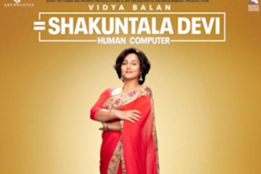 Shakuntala Devi Movie Review: Vidya Balan Embodies Math Genius' Tireless Spirit in a Robust Performance