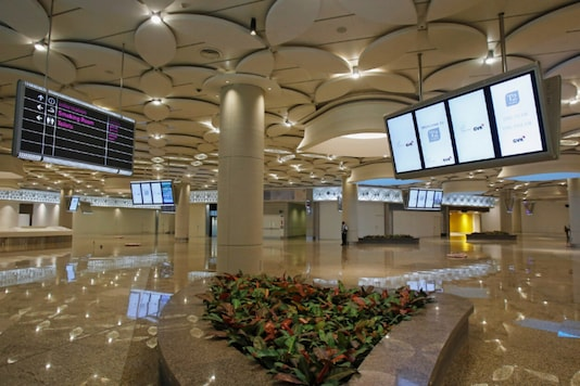 Chhatrapati Shivaji International Airport in Mumbai. (Image Source: PTI)