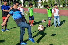 Developing Sixth Sense Key to Becoming a Successful Striker: Bhaichung Bhutia