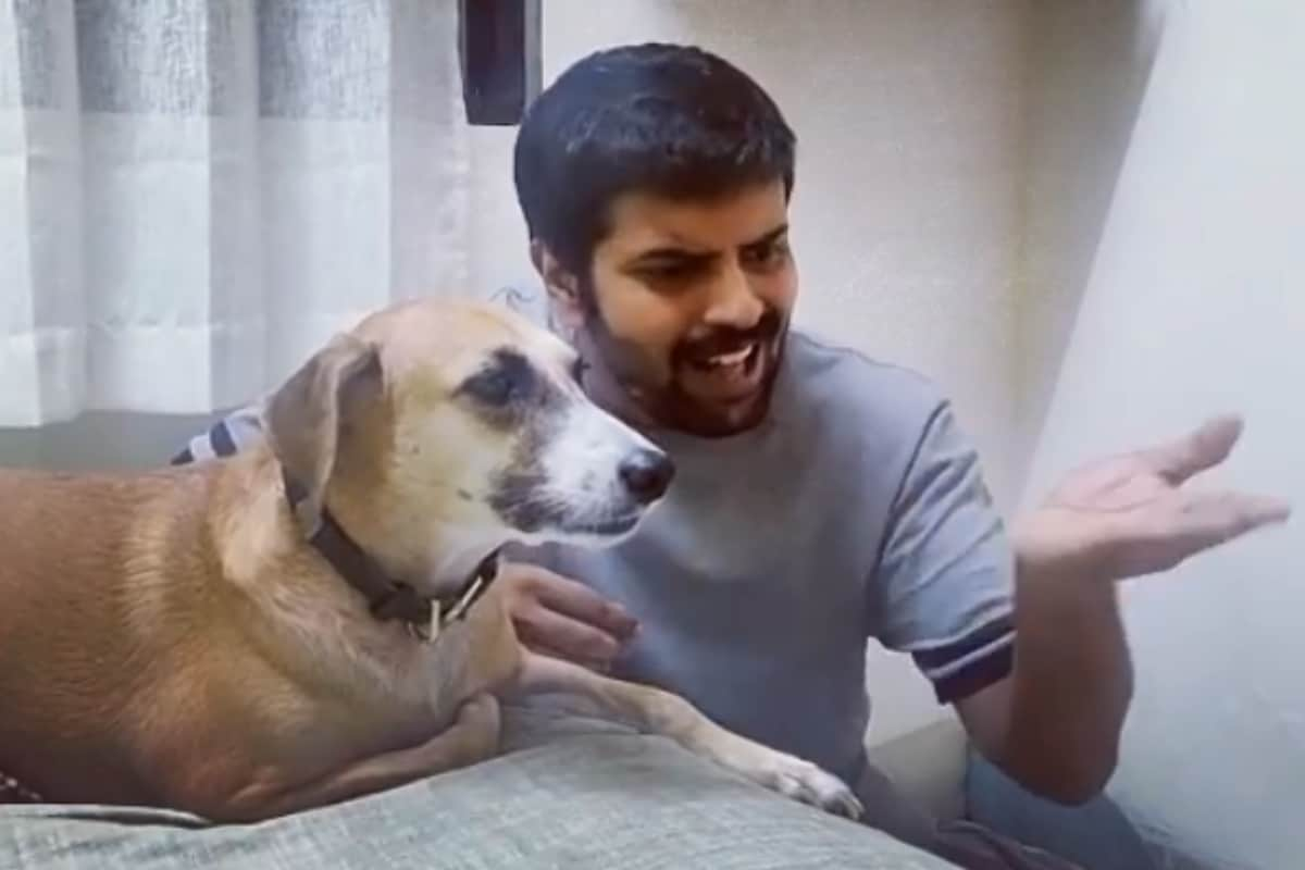 Man's 'Jugalbandi' With His Melodious Dog Has Struck a Chord With the Internet