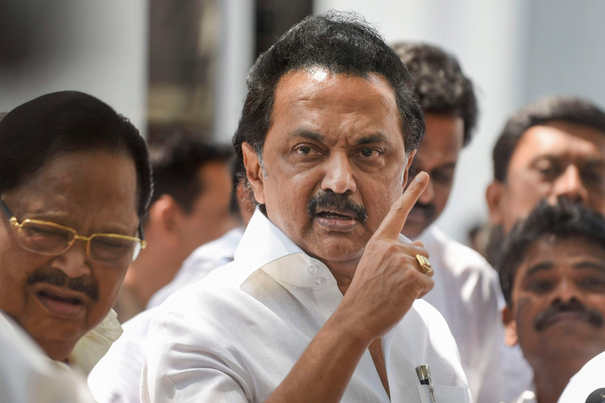 National Education Policy Undermines Tamil Language, Centre Should Halt Its Implementation: MK Stalin