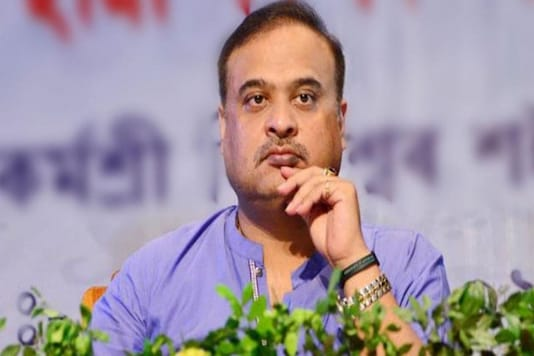 File photo of Himanta Biswa Sarma (Image: PTI/File)