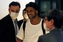 Retired Brazil Legend Ronaldinho Released In Paraguay, Will Return Home to Brazil