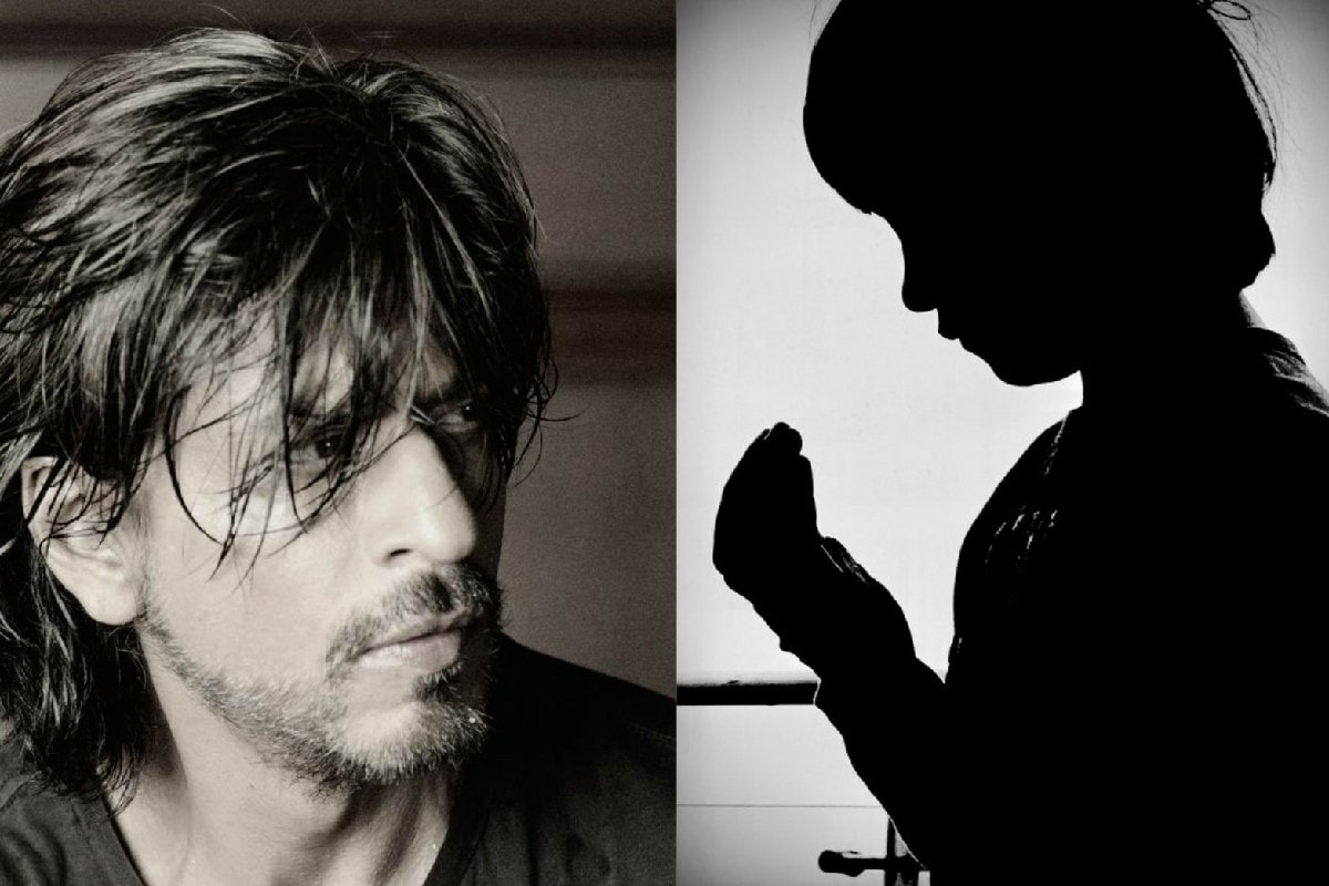 Shah Rukh Khan Shares Silhouette of AbRam In Prayer On Eid