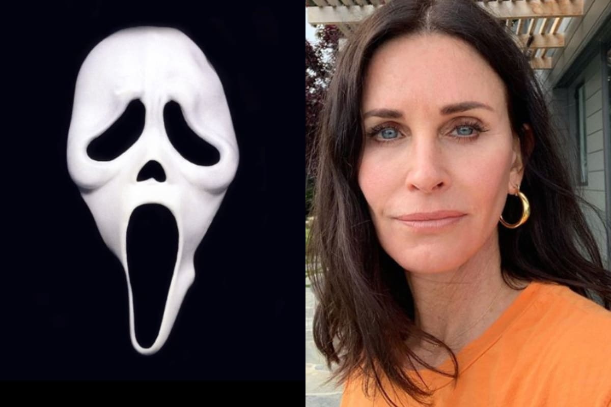 Courteney Cox to Reprise Her 'Scream' Role in Reboot