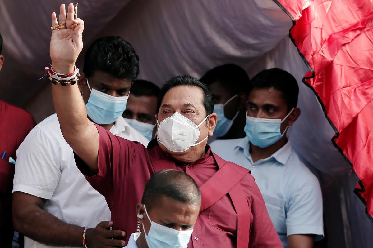 Mahinda Rajapaksa Clan Vying for 'Superpower' as Sri Lanka Heads to Polls Under Covid-19 Shadow