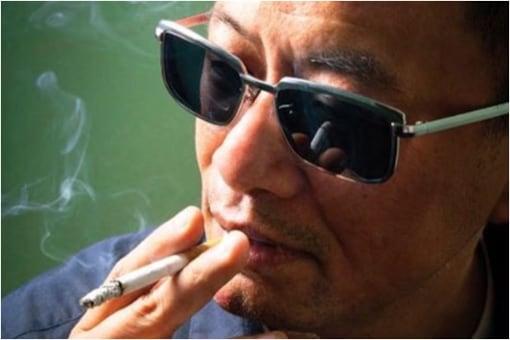 Filmmaker Wong Kar Wai