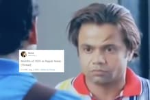 Rajpal Yadav Imagined as Months of 2020 is All We Needed to Sum up Our Feelings in Pandemic