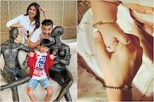 Shilpa Shetty's Daughter Samisha Celebrates First Rakhi with Brother Viaan Raj, See Pic